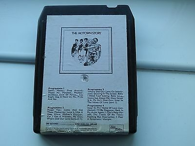 8 Track;   The  Motown  Story