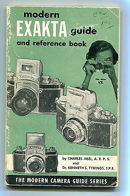 Modern Exakta Guide and Reference Book, 1953