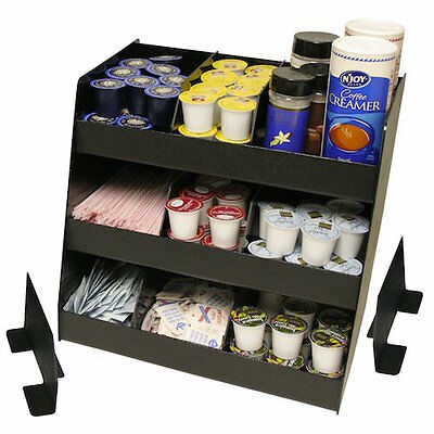 Coffee Condiments Holder Large for Office Restaurant Cafeterias Organized NEW