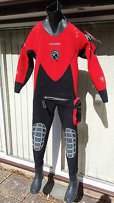 Nothern Diver Voyager Drysuit  -  Size XL  -  Nearly New
