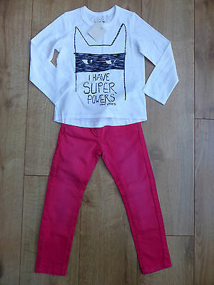 Bnwt Top & Jeans Outfit Size 4 Years