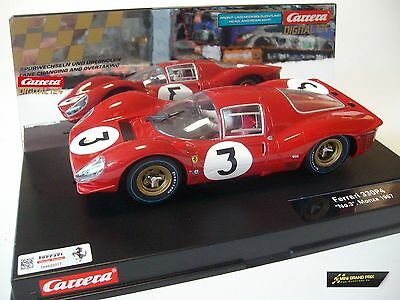 "Carrera digital 124 Ferrari 330P4 ""No.03"", Monza 1967 23814"