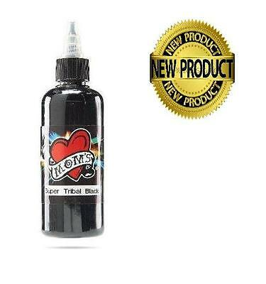 Moms Millenium Super Tribal Black Tattoo Ink 35ml