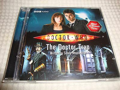 Doctor Who Audio CD'S - The Doctor Trap