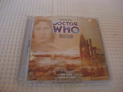 Dr Who Audio CD -  The Last