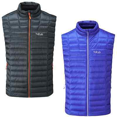 Rab Altus Vest Mens Synthetic Insulated Gilet Hiking Camping Mountaineering