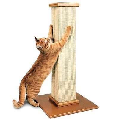 SmartCat Ultimate Sisal Cat Scratching Post - 83.5cm Height - **RRP £79.99**