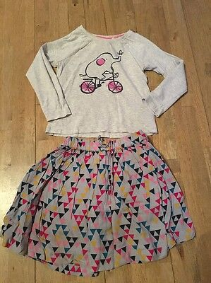 Girls NEXT Skirt & Top Age 2-3