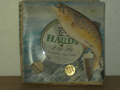 Hardy Dry Fly Floating Fly Line (Wf-7)