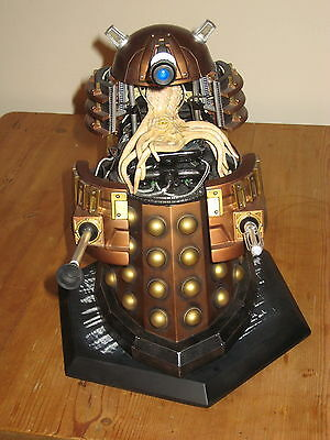 Doctor Who Open Dalek - Weta - Limited Edition 707/900 - Rare - Boxed