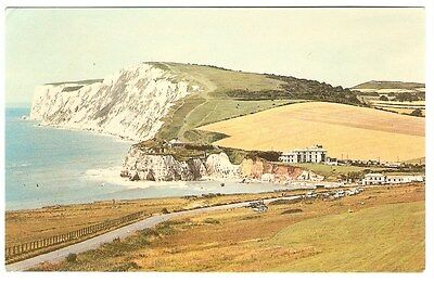 Freshwater Bay and Tennyson Down.  Isle of  Wight  1976  By W. J. Nigh and Sons.