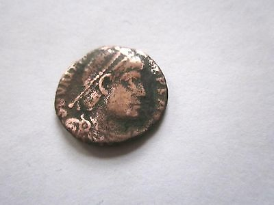 ROMAN COIN. (17mm), DETECTING FIND