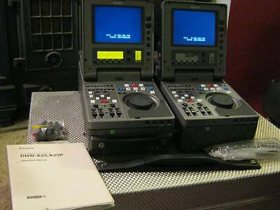Sony DNW-25P SX Edit pack - player/recorder