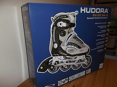 Ladies Hudora inline roller skates Size 6 Nearly New (only used once) Boxed