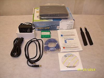 TELULAR Wi-Path High Speed Data Networking Terminal Modem SX7M-415C-EVDO-SPRINT