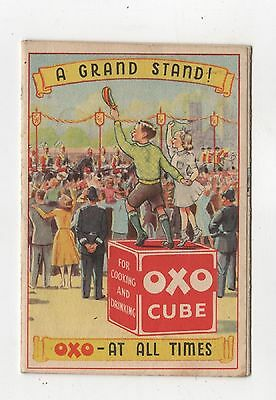 Oxo Cube - Pull Out View Of Coronation Celebrations And Palaces