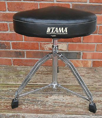 Tama Medium-Duty Double-Braced Motor Cycle Drum Throne/Stool/Seat