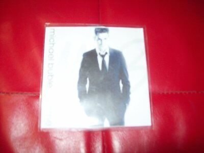 michael buble its time 5 track cd sampler cdr