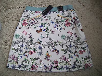Girls M & S Autograph Floral Skirt size 12 - 13 yrs BNWT