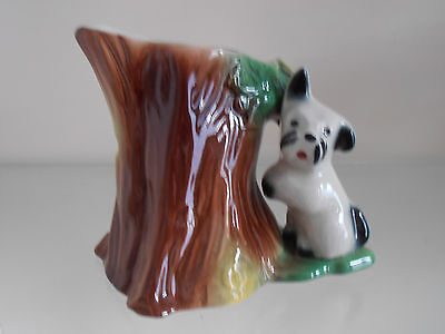 Eastgate Pottery Jug with Scottie Dog.