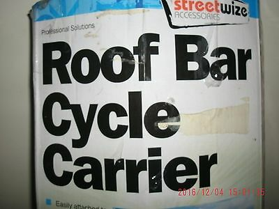 Cycle Carrier Car Roof