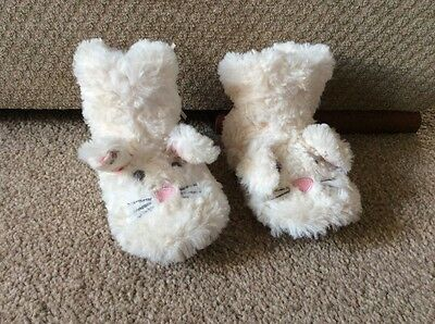 Girls Next Slippers Size 3