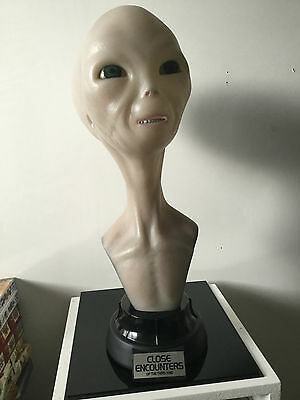 ECC Close Encounters of the Third Kind Alien Visitor Bust 1/1 Scale