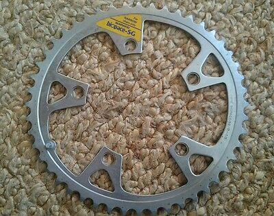 Vintage 48 Tooth Shimano Biopace SG Chainring