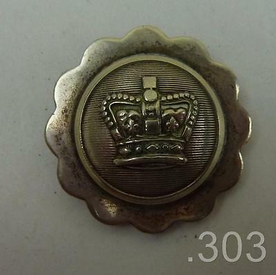 Boer War / Victorian British Military Army Sweetheart Badge Brooch Blade Fitting
