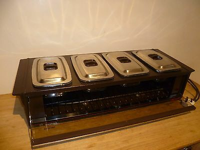 Phillips Heated Table Top Buffet Server