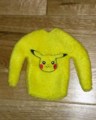 Elf jumpers clothes sweater handmade Pika,on the shelf
