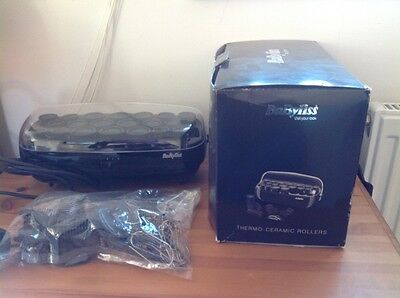 Babyliss Thermo-Ceramic Rollers. NEW