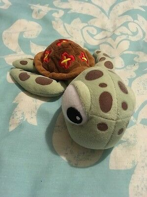 Disney Finding Memo Squirt Soft Toy Teddy