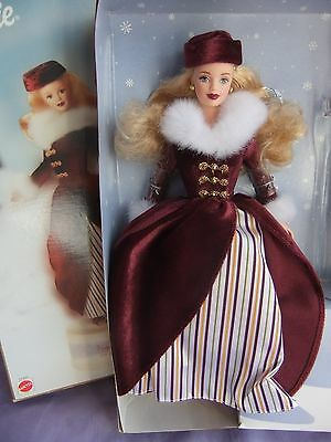 twirling victorian ice skater barbie doll clothes dress fashion gown outfit