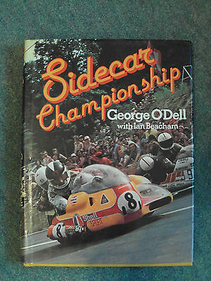 Sidecar Championship George O'Dell 1978 1st edition