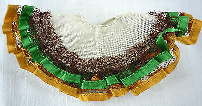 Vintage Muffie Petticoat Can-Can Slip for 1950's 8in Doll