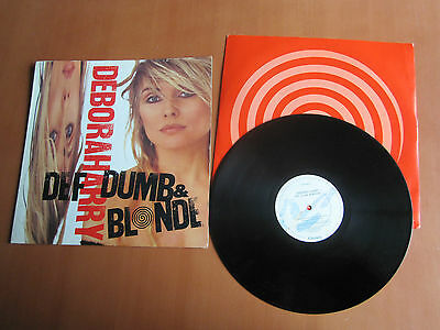 Vinyl LP - Def, Dumb & Blonde, Deborah Harry ( Blondie )