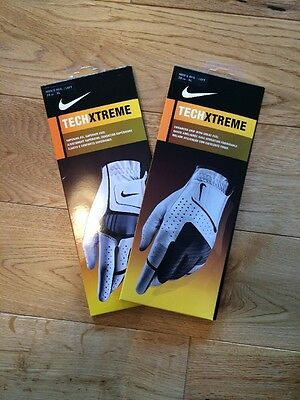 Nike TechXtreme All Weather Gloves X2. Size XL . Men's Left Hand.