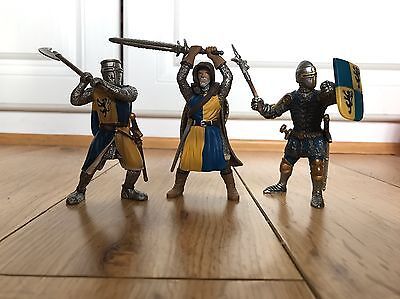 Schleich Characters- Knights.
