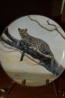 1991 African Leopard by Charles Frace
