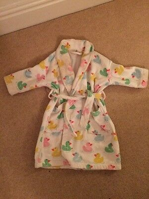 Cath Kidston Girls Dressing Gown Age 3