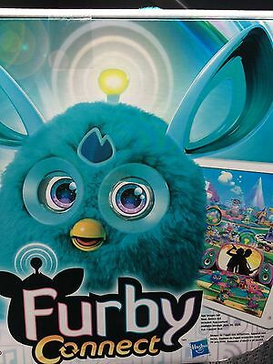 Furby connect teal brand new