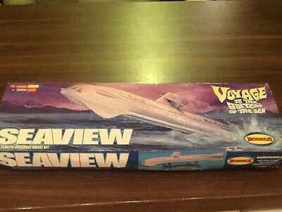 Seaview 'voyage To The Bottom Of The Sea' Model Kit