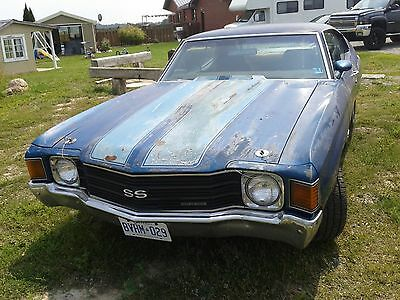 Chevrolet: Chevelle ss ls5 chevelle ss ls5