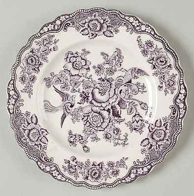 Crown Ducal BRISTOL MULBERRY Salad Plate 91599