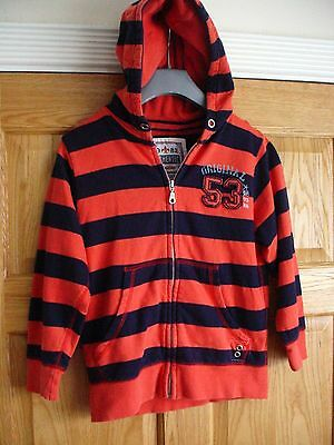 NEXT Kids hooded zip front JACKET  Size 8 yrs