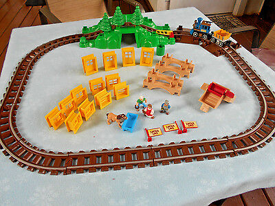 Lincoln Logs Woodland Express 345 Pieces