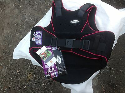 Champion Flexair Childs Body Protector Med Horse Riding