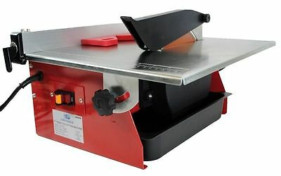 """7"""" Tile Marble Cutting Machine Power Tool Table Top Saw Granite Cutting Tools"""