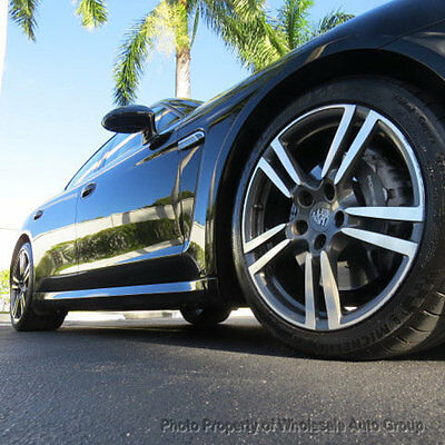 2014 Porsche Panamera 4dr Hatchback WHOLESALE PRICE !! MINT CONDITION !! CARFAX CERTIFIED ! NATIONWIDE SHIPPING